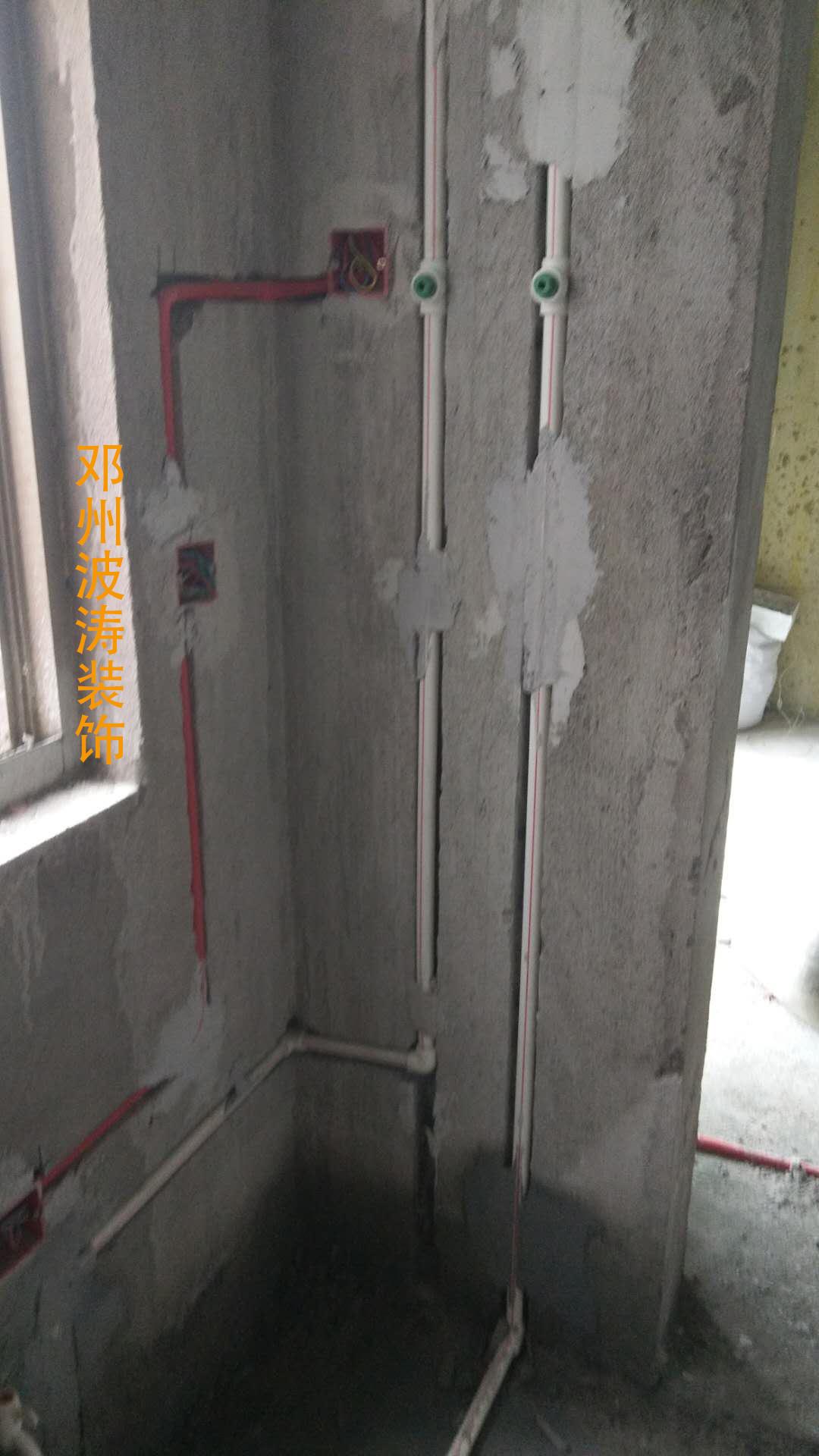 东王府在建工地|在建工地-邓州波涛装饰设计工程有限公司
